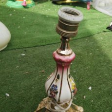 Vintage: LAMPARA ANTIGUA DE METAL. Lote 115471460