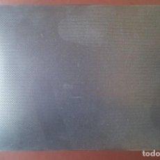 Vintage: ANTIGUA CAJA DE PLATA CON GRABADO EN EL CENTRO DELANERO. Lote 115631167
