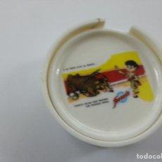 Vintage: 6 ANTIGUOS POSA BOTELLAS PIPAS FACUNDO-N. Lote 115924039