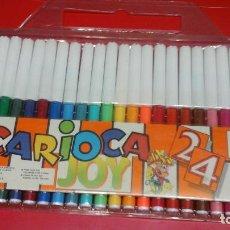 Vintage: ROTULADORES CARIOCA JOY. Lote 116229599