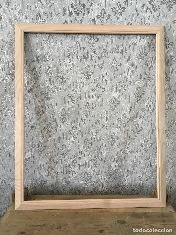 marco cuadro madera - Comprar en todocoleccion - 116344595