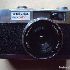 Vintage: CAMARA WERLISA. Lote 117423411