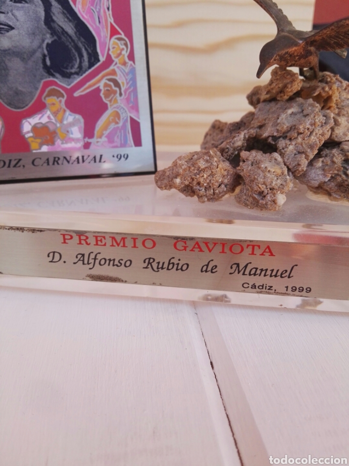 Vintage: Carnaval Cádiz 1999 peña las gaviotas Homenaje Rocio Jurado - Foto 5 - 117440108