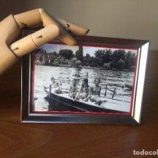 Vintage: MARCO / PORTA FOTOS METALICO, VINTAGE. Lote 117447279