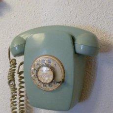 Vintage: TELÉFONO HERALDO DE PARED, AZUL. Lote 118237335
