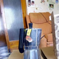 Vintage: CAFETERA ORO LEY MARCILLA 1990 NUEVA A ESTRENAR!!!. Lote 118738283