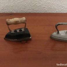 Vintage: ANTIGUAS MINI PLANCHAS. Lote 118746792