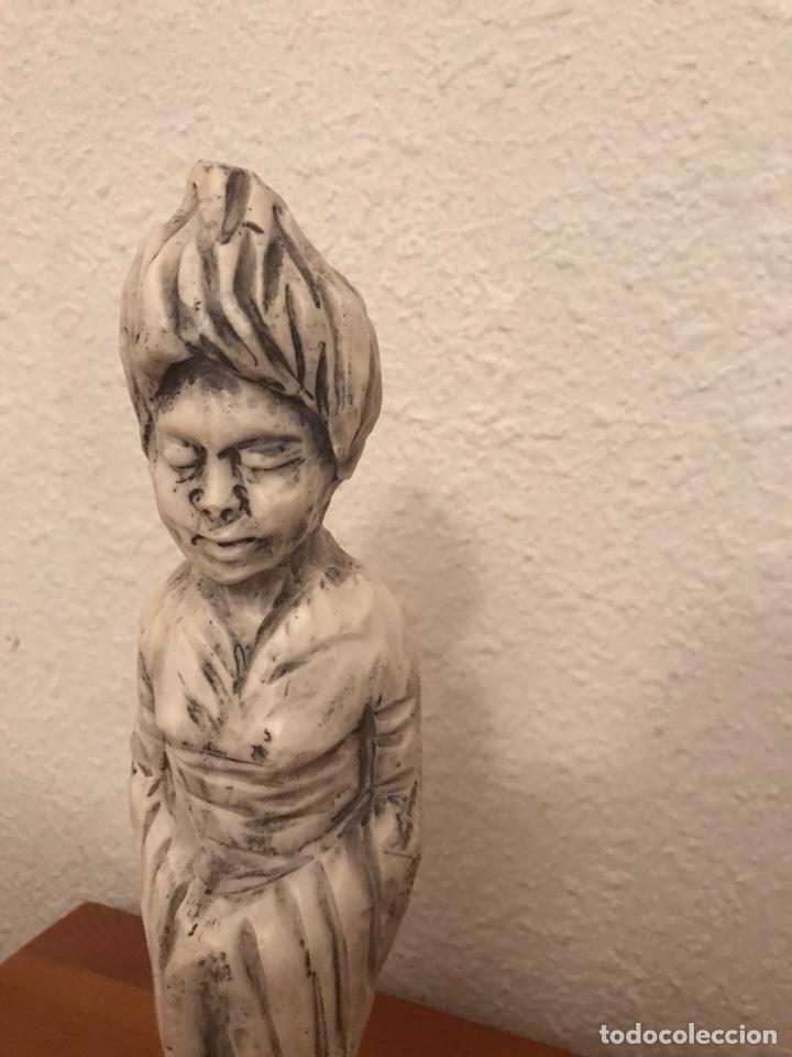 Vintage: Antigua talla china firmada - Foto 2 - 120770476