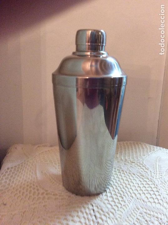 Vintage: Coctelera de acero vintage - Foto 3 - 121190735