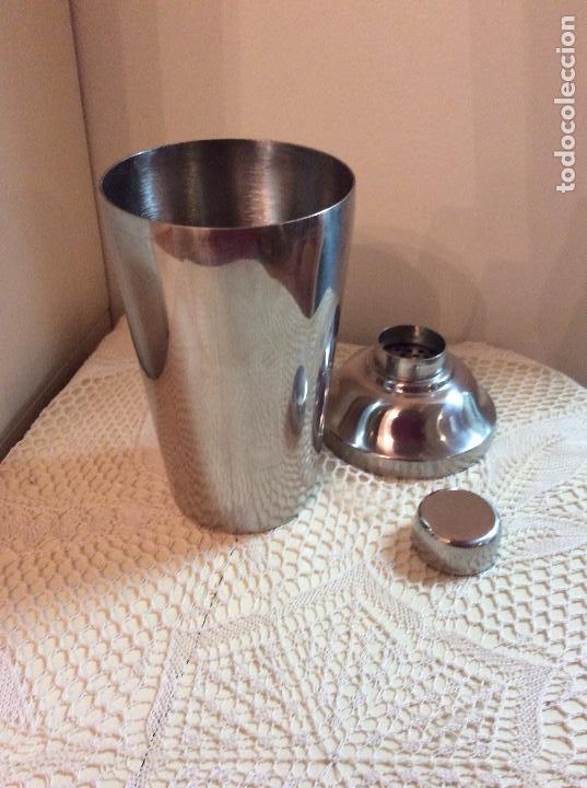 Vintage: Coctelera de acero vintage - Foto 2 - 121190735