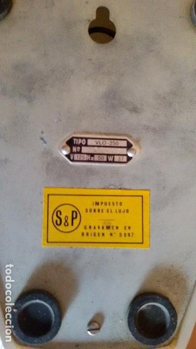 Vintage: Ventilador de mesa vintage SP. Funciona Mide 37 x 30 cm - Foto 3 - 110130251