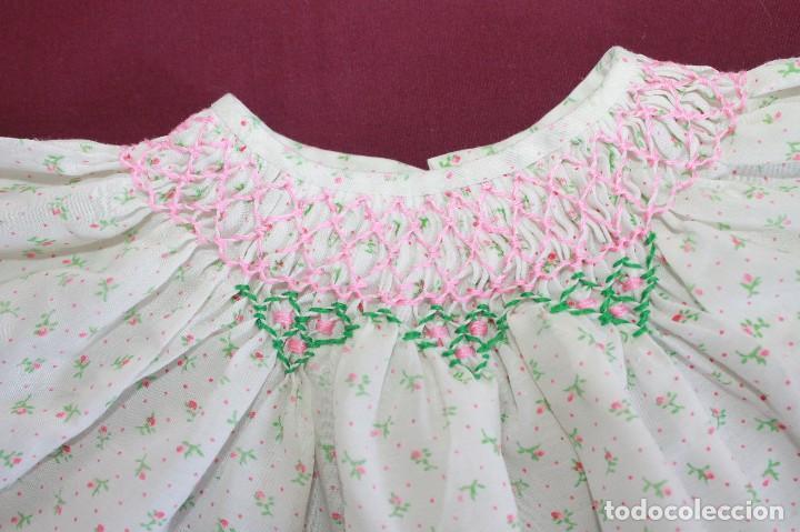 bc08edcca camisa-jubon de bebe con nidos-años 70 - Buy Other Vintage Objects ...
