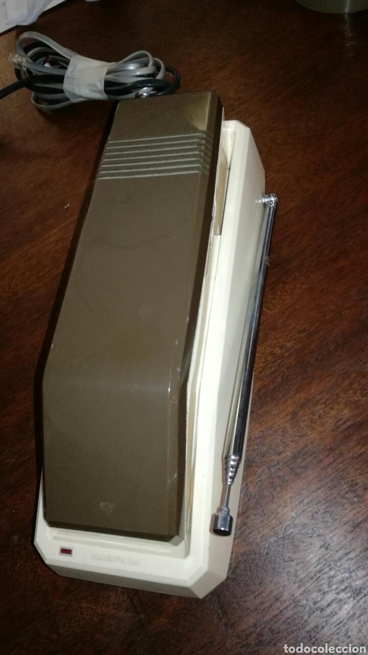 Vintage: Teléfono inalámbrico funcionando - Foto 2 - 123715122