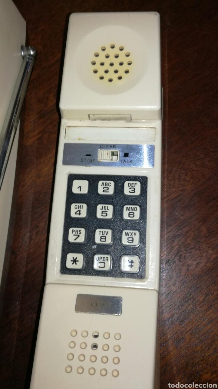 Vintage: Teléfono inalámbrico funcionando - Foto 3 - 123715122