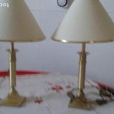 Vintage: PAREJA DE LAMPARILLAS . Lote 124153915