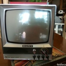 Vintage: TRANSISTOR TELEVISOR SONY MODELO 9-51 UET FAB.KOSMOS ELECTRICA GRANOLLERS BARCELONA. Lote 124256334