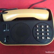 Vintage: ORIGINAL Y BONITO DISEÑO EN ESTE TELÉFONO DE GAMA ALTA DE LA ÉPOCA AÑOS 70. TELIC75.. Lote 124297159