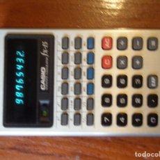 Vintage: CALCULADORA CASIO FX-15 FX15 FUNCIONANDO. Lote 126894307