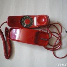 Vintage: TELEFONO ROJO. Lote 127202843