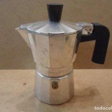 Vintage: CAFETERA DE ALUMINIO. Lote 129193839