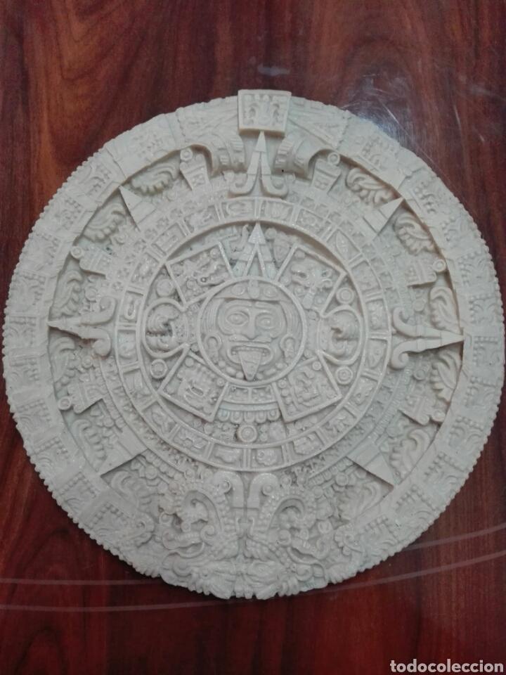 Calendario Azteca.Calendario Azteca D 28 Cm