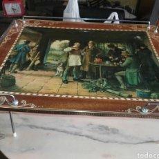 Vintage: BANDEJA DE CAMA. Lote 129217160