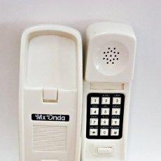 Vintage: TELÉFONO FIJO GONDOLA MX ONDA. Lote 130801112