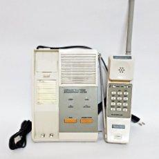 Vintage: ANTIGUO TELEFONO INALAMBRICO MASTER PHONE WT-3930. Lote 130801504