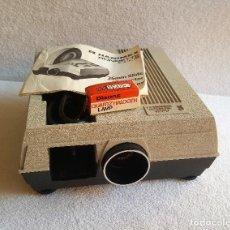 Vintage: PROYECTOR HANIMEX RONDETTE 1000S EN CAJA. Lote 131047188