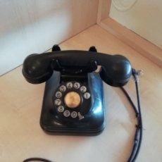 Vintage: ANTIGUO TELÉFONO DE BAQUELITA. Lote 131108231