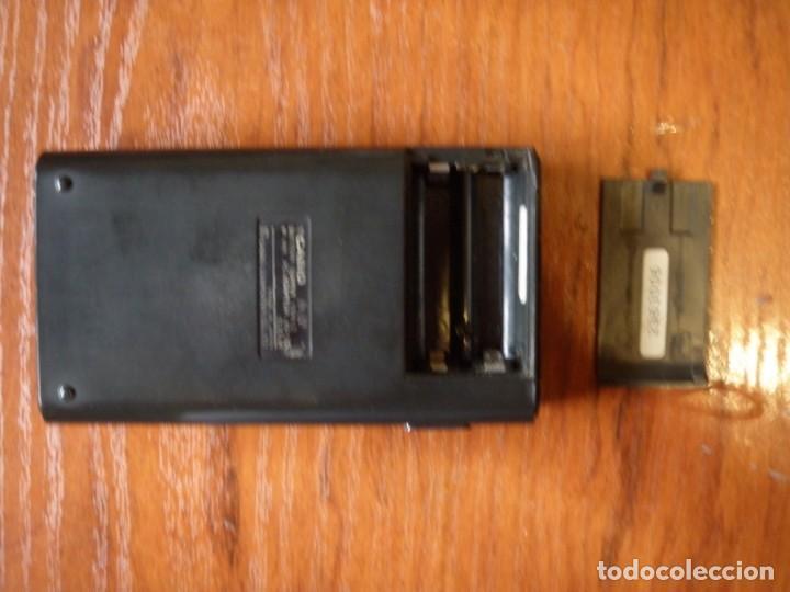 Vintage: CALCULADORA CASIO FX-20 FX20 FUNCIOANDO PERFECTA - Foto 3 - 131194564