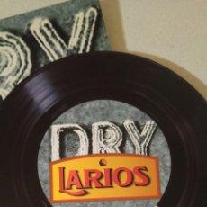 Vintage: DRY LARIOS. DISCO PUBLICIDAD/CORTA LIMON. Lote 131460849