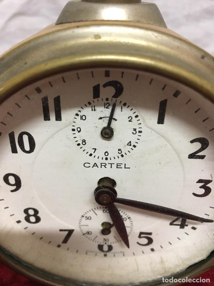 Vintage: Reloj despertador - Foto 3 - 131482591