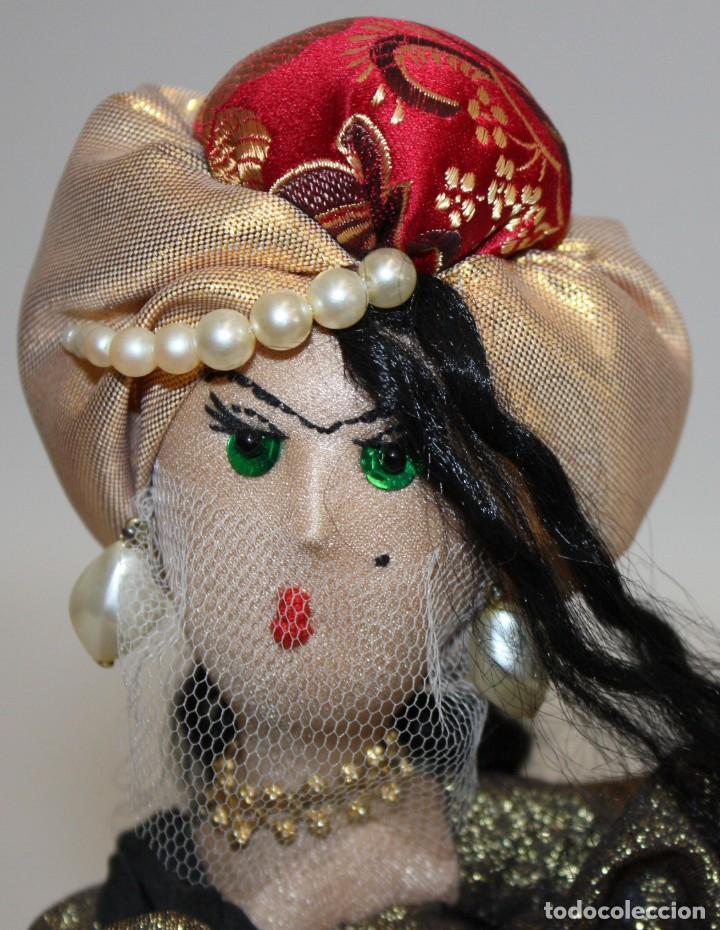 Vintage: FAKIR Y BAILARINA DE SAMARKANDA (UZBEKISTAN). - Foto 9 - 131987702