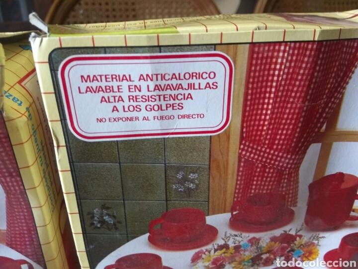 Vintage: YOGURT YOPLAIT JUEGO TAZA Y PLATO DESAYUNO 2 JUEGOS - Foto 2 - 162687496