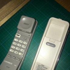 Vintage: TELEFONO INALAMBRICO EN CAJA CON ANTENA - VINTANGE RETRO. Lote 132233670
