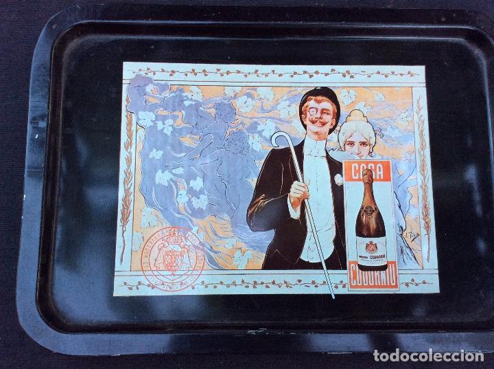 Vintage: Codorniu bandeja vintage - Foto 3 - 132240522