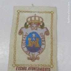 Vintage: VINTAGE PARCHE BORDADO AYUNTAMIENTO DE GANDIA EXCELENTE DECORACIÓN DE PARED . Lote 132596270