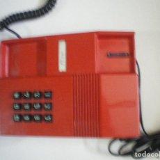 Vintage: TELEFONO ROJO TEIDE. Lote 133025106