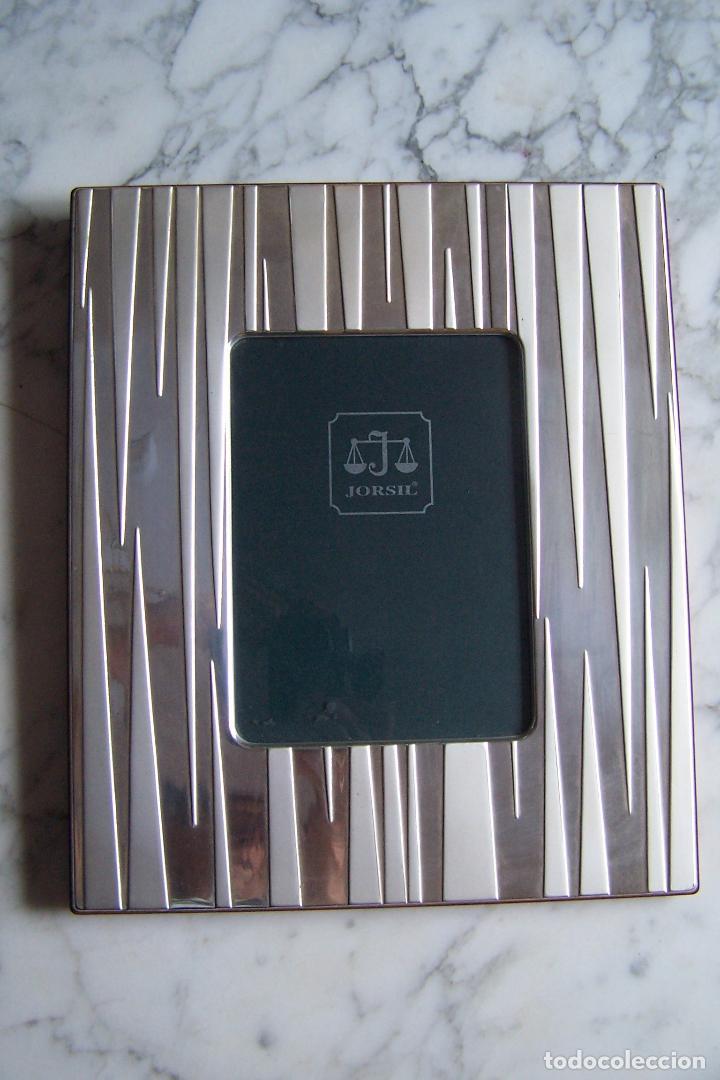 marco de plata bilaminada jorsil. 32 x 27 cm. f - Comprar en ...