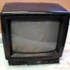 Vintage: TELEVISOR, MINI-TELEVISIÓN. MARCA SILVANO. VIEJO APARATO.. Lote 133299042