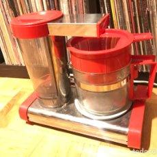 Vintage: ANTIGUA CAFETERA VINTAGE MOULINEX 5 MEDIANA AÑOS 70S. Lote 134131374