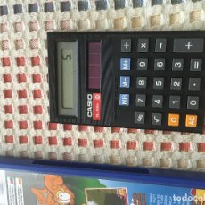 Vintage: CALCULADORA CASIO SL 300H HIGH POWER SOLAR CELL JAPAN KREATEN CALCULATOR. Lote 135161854