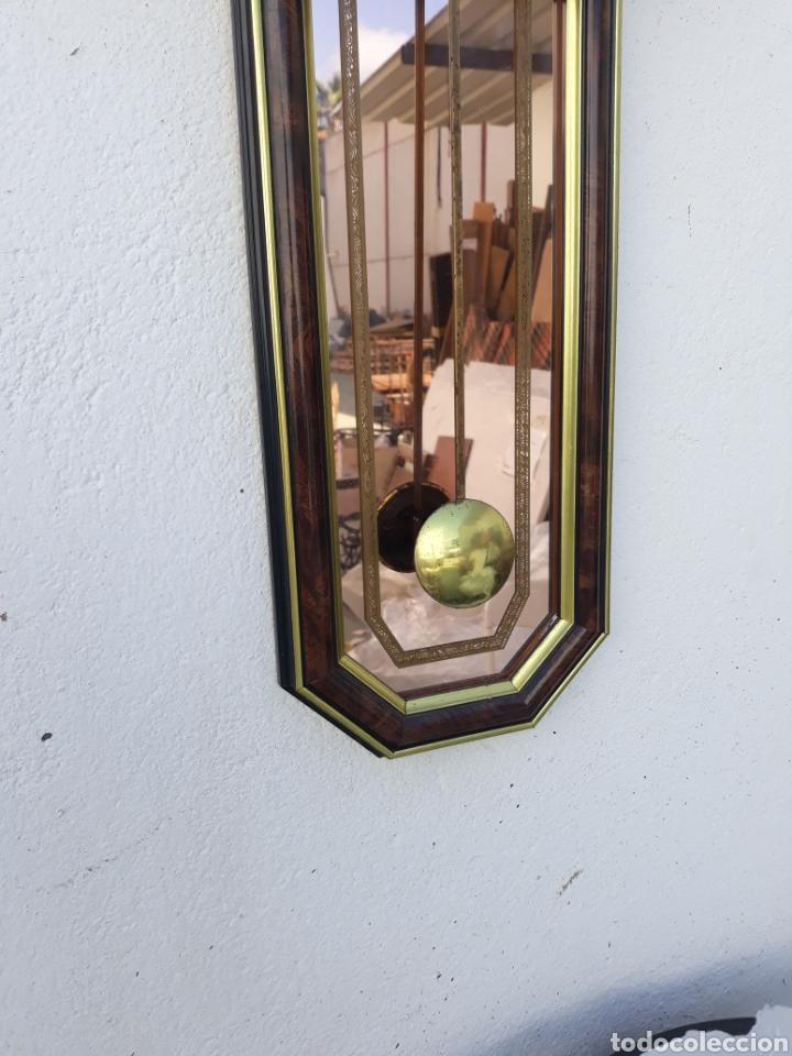 Vintage: Reloj de pared a pilas - Foto 3 - 135205354