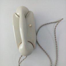 Vintage: TELEFONO ANTIGUO DE PORTERÍA, COLOR GRIS. MARCA SIEMENS. Lote 135298014