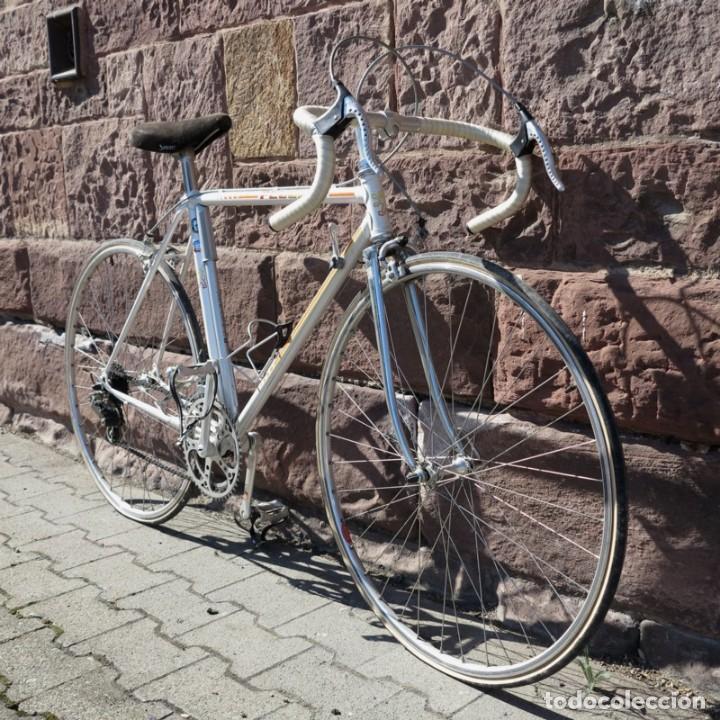 MUY BUEN ESTADO. VINTAGE PEUGEOT BICICLETA DE CARRETERA. 1970 - 1980. (BRD) (Vintage - Varios)