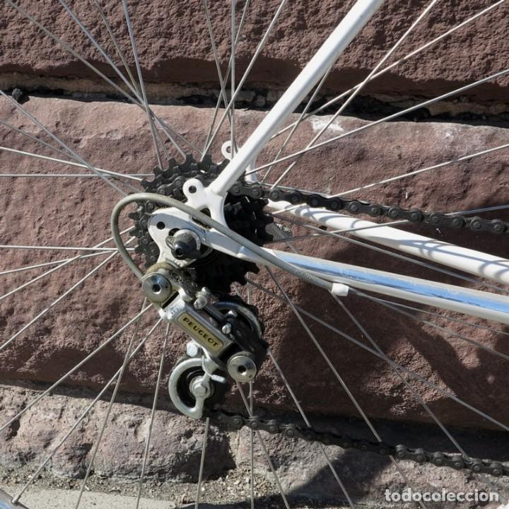 Vintage: Muy buen estado. Vintage Peugeot bicicleta de carretera. 1970 - 1980. (BRD) - Foto 3 - 136266078
