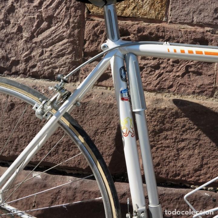 Vintage: Muy buen estado. Vintage Peugeot bicicleta de carretera. 1970 - 1980. (BRD) - Foto 5 - 136266078