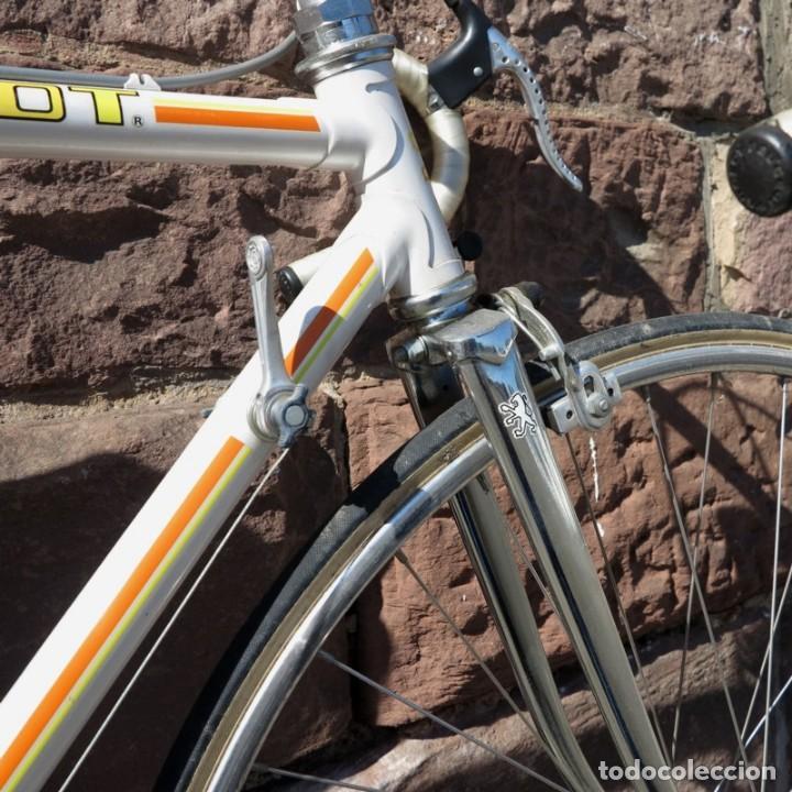 Vintage: Muy buen estado. Vintage Peugeot bicicleta de carretera. 1970 - 1980. (BRD) - Foto 8 - 136266078