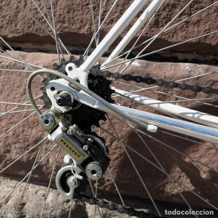 Vintage: Muy buen estado. Vintage Peugeot bicicleta de carretera. 1970 - 1980. (BRD) - Foto 10 - 136266078